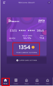 Manage Your Super Card - Help Center - Learn Zeta Digital Payment
